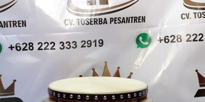 WA 0822-2333-2919 | Toko Alat Hadroh di Tangerang