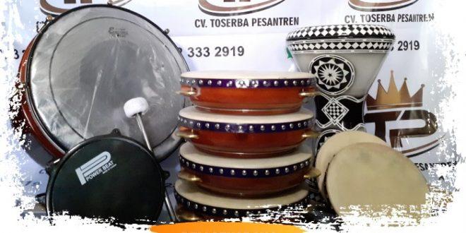 Call 0812-2232-2246(Tsel) PENGRAJIN Harga Rebana Full Set Semarang  CV.TOSERBA PESANTREN